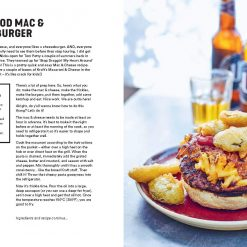 BANGING BURGERS, SIDES AND SAUCES BOOK-[best_gifts_for_women]-[gifts_for_her]-Seventeen Minutes