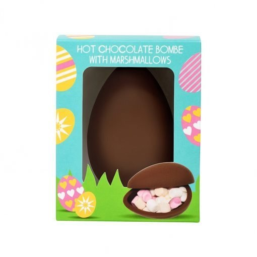 X EASTER HOT CHOCOLATE BOMBE