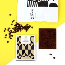CRUSHED COFFEE CHOCOLATE BAR-[best_gifts_for_women]-[gifts_for_men]-Seventeen Minutes