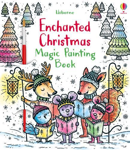 ENCHANTED CHRISTMAS MAGIC PAINTING BOOK-[best_christmas_gifts_for_kids]-[christmas_gifts_for_children]-[christmas_ideas_for_kids]-Seventeen Minutes
