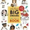 LITTLE PEOPLE, BIG DREAMS COLOURING BOOK-[best_gifts_for_women]-[gifts_for_her]-Seventeen Minutes