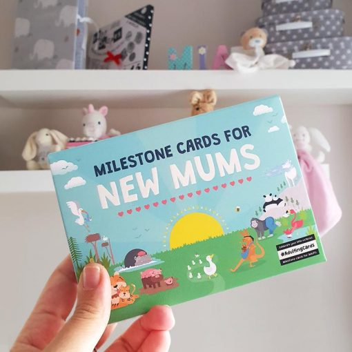 MILESTONE CARDS FOR NEW MUMS-[best_gifts_for_women]-[gifts_for_her]-Seventeen Minutes