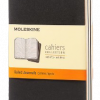 MOLESKINE RULED CAHIER, SET OF 3-[best_gifts_for_women]-[gifts_for_her]-Seventeen Minutes