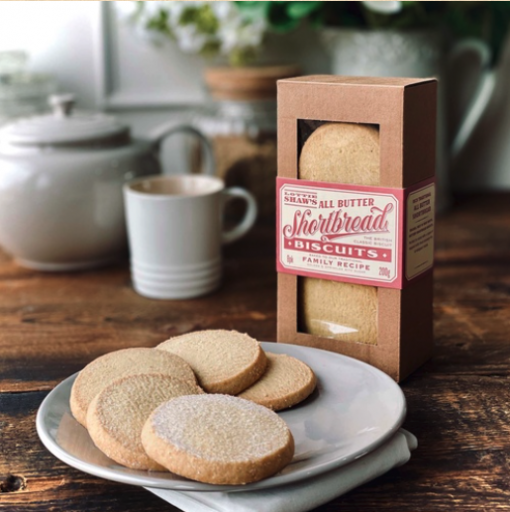 ALL BUTTER SHORTBREAD BISCUITS