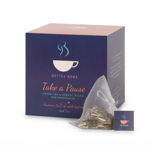 HOTTEA MAMA TAKE A PAUSE MENOPAUSE TEA