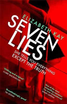 SEVEN LIES BOOK-[best_gifts_for_her]-[thoughtful_gifts_for_women]-[gifts_for_her]-Seventeen Minutes