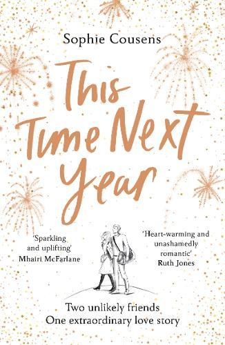 THIS TIME NEXT YEAR BOOK