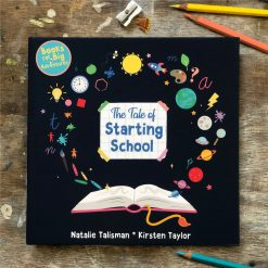 THE TALE OF STARTING SCHOOL BOOK-[best_gifts_for_women]-[gifts_for_her]-Seventeen Minutes