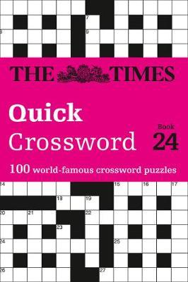 THE TIMES QUICK CROSSWORD BOOK-[best_gifts_for_women]-[gifts_for_her]-Seventeen Minutes
