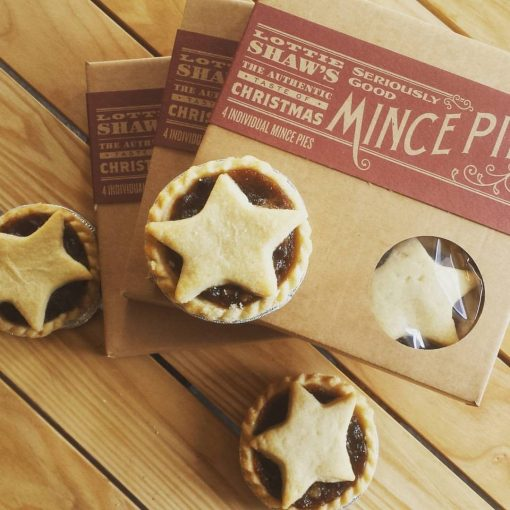 TRADITIONAL MINCE PIES-[best_christmas_gifts_for_her]-[thoughtful_christmas_gifts_for_her]-[christmas_gift_ideas_for_women]-Seventeen Minutes