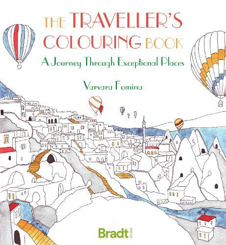 THE TRAVELLER'S COLOURING BOOK