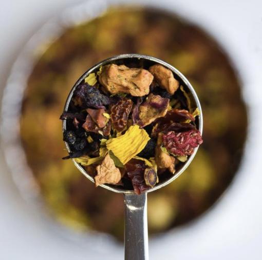 BIRD & BLEND STRAWBERRY LEMONADE TEA