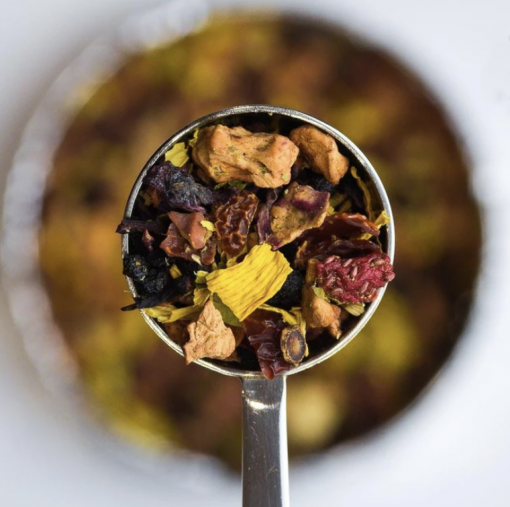 BIRD & BLEND STRAWBERRY LEMONADE TEA (INDIVIDUAL)