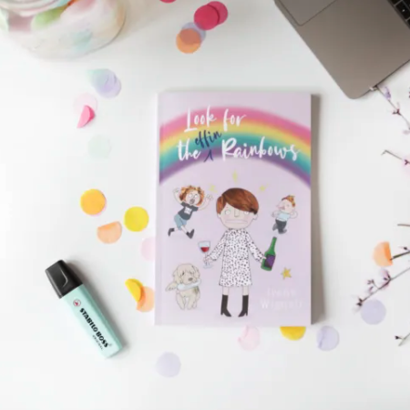 Look for the effin Rainbows Book