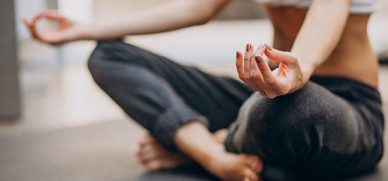 Seventeen Minutes: Yoga
